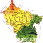 Judetul Buzau - harta geografica si de relief